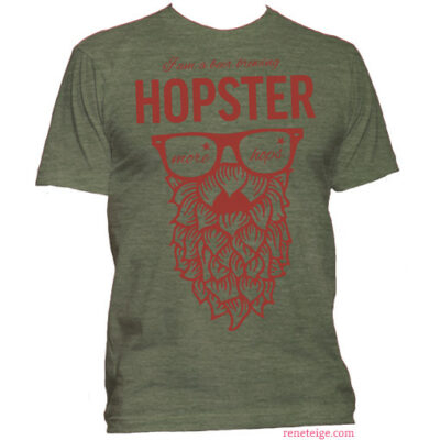 military hopster tee
